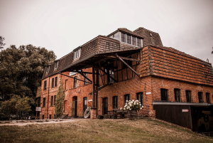 Aussenansicht Eventlocationen & Hochzeitslocationen Salvey Mühle by zaza in Brandenburg