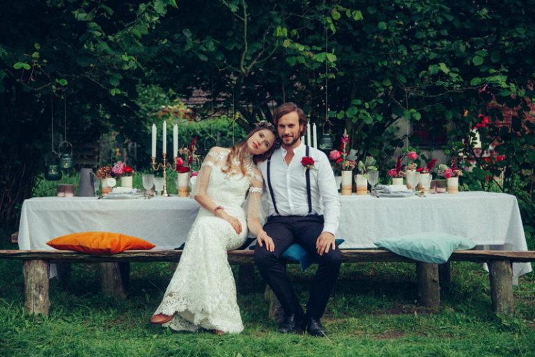 Miris und Gunnars Hochzeit